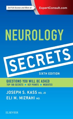 Book Neurology Secrets by Joseph S. Kass