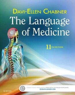 Book The Language Of Medicine by Davi-ellen Chabner