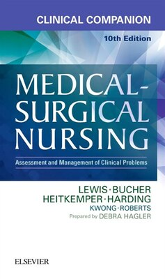 Book Clinical Companion To Medical-surgical Nursing: Assessment And Management Of Clinical Problems by Sharon L. Lewis