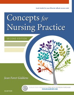 Book Concepts For Nursing Practice (with Ebook Access On Vitalsource) by Jean Foret Giddens
