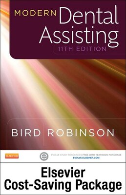 Book Modern Dental Assisting - Text And Elsevier Adaptive Learning And Elsevier Adaptive Quizzing Package by Doni L. Bird