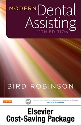 Book Modern Dental Assisting - Text And Elsevier Adaptive Quizzing Package by Doni L. Bird