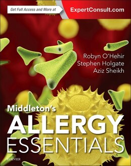 Book Middleton's Allergy Essentials by Robyn E O'hehir