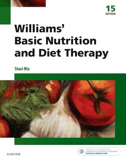 Book Williams' Basic Nutrition And Diet Therapy by Staci Nix