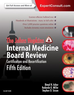 Book The Johns Hopkins Internal Medicine Board Review: Certification And Recertification by Bimal Ashar