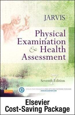 Book Physical Examination And Health Assessment - Text And Elsevier Adaptive Learning (access Card… by Carolyn Jarvis