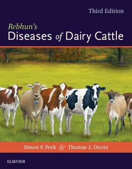Book Rebhun's Diseases Of Dairy Cattle by Simon Peek