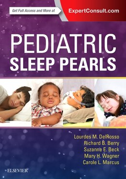 Book Pediatric Sleep Pearls by Lourdes M. Delrosso