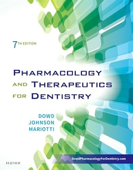 Book Pharmacology And Therapeutics For Dentistry by Frank J. Dowd