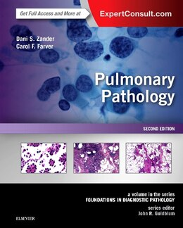 Book Pulmonary Pathology: A Volume In The Series: Foundations In Diagnostic Pathology by Dani S. Zander