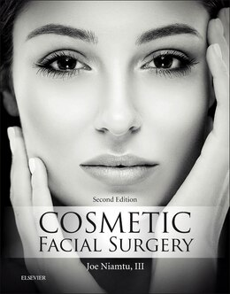 Book Cosmetic Facial Surgery by Joe Niamtu