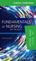 Clinical Companion For Fundamentals Of Nursing: Just The Facts by Patricia A. Potter
