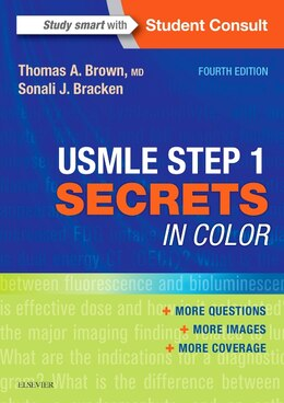 Book Usmle Step 1 Secrets In Color by Thomas A. Brown