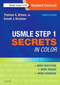 Usmle Step 1 Secrets In Color