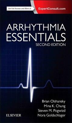 Book Arrhythmia Essentials by Brian Olshansky