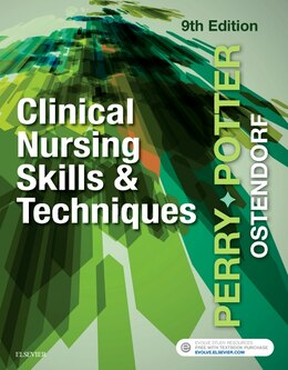 Book Clinical Nursing Skills And Techniques by Anne Griffin Perry