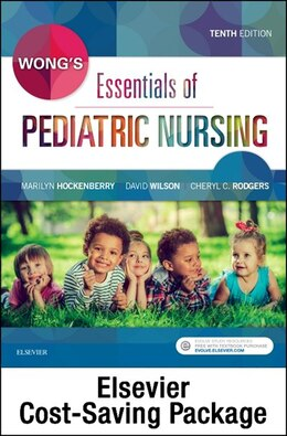 Book Wong's Essentials Of Pediatric Nursing - Text And Virtual Clinical Excursions Online Package by Marilyn J. Hockenberry