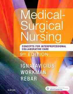 Medical-surgical Nursing: Concepts For Interprofessional Collaborative Care, Single Volume by Donna D. Ignatavicius