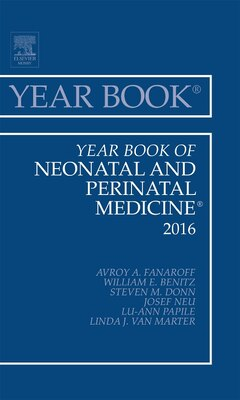 Book Year Book Of Neonatal And Perinatal Medicine 2016 by Avroy A. Fanaroff