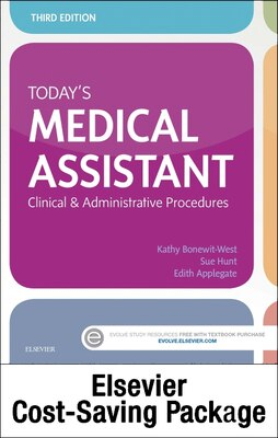 Book Today's Medical Assistant - Text And Elsevier Adaptive Learning Package by Kathy Bonewit-west