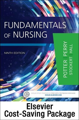 Book Fundamentals Of Nursing - Text And Elsevier Adaptive Learning Package by Patricia A. Potter