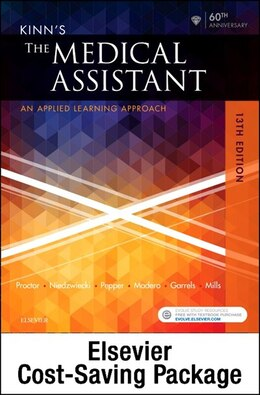 Book Kinn's The Medical Assistant - Text, Study Guide, And Scmo: Learning The Medical Workflow Package by Deborah B. Proctor
