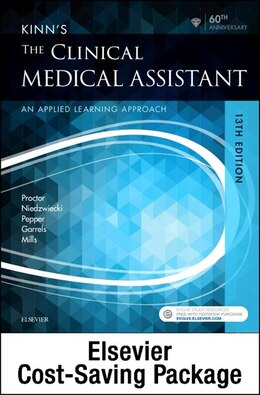 Book Kinn's The Clinical Medical Assistant - Text, Study Guide, And Scmo: Learning The Medical Workflow… by Deborah B. Proctor