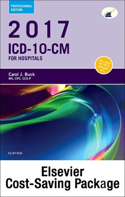 Book 2017 Icd-10-cm Hospital Professional Edition (spiral Bound), 2017 Icd-10-pcs Professional Edition… by Carol J. Buck