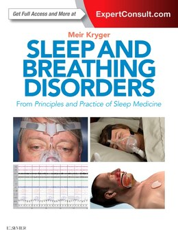 Book Sleep And Breathing Disorders by Meir H. Kryger