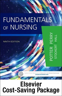 Book Fundamentals Of Nursing - Text And Study Guide Package by Patricia A. Potter