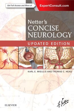Book Netter's Concise Neurology Updated Edition by Karl E. Misulis
