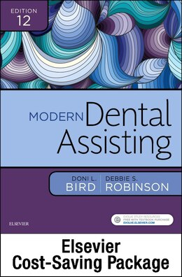 Book Modern Dental Assisting And Boyd: Dental Instruments, Package by Doni L. Bird