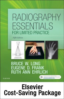 Book Radiography Essentials For Limited Practice - Text And Workbook Package by Bruce W. Long