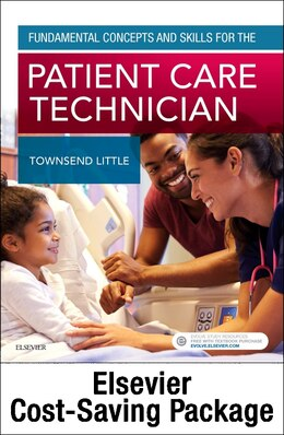 Book Fundamental Concepts And Skills For The Patient Care Technician - Text And Workbook Package by Kimberly Townsend