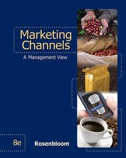 Book Marketing Channels by Bert Rosenbloom