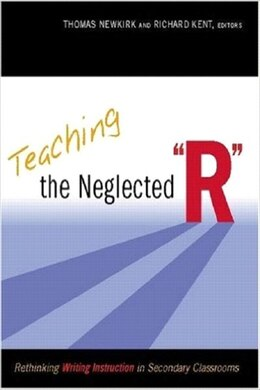 "Book Teaching The Neglected ""r"" by Thomas Newkirk"