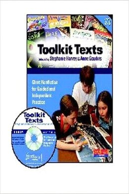 Book Toolkit Texts: Grades 4-5: Short Nonfiction For Guided And Independent Practice by Stephanie Harvey