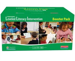Book Lli Booster Pack, Grade 1 Green by Fountas, Irene C.
