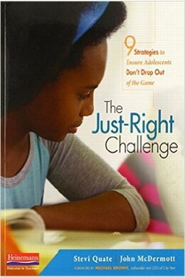 Book The Just-right Challenge by Stevi Quate