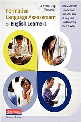 Book Formative Language Assessment For English Learners by Rita Macdonald