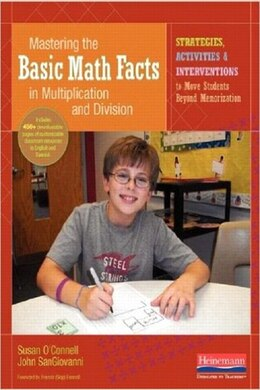 Book Mastering The Basic Math Facts In Multiplication And Division by Susan O'connell