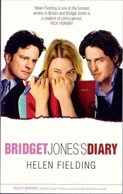 Book Bridget Jones's Diary (film Tie-in) by Helen Fielding