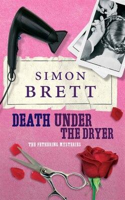 Book Death Under the Dryer by Simon Brett