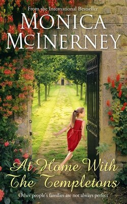 Book At Home with the Templetons by Monica Mcinerney