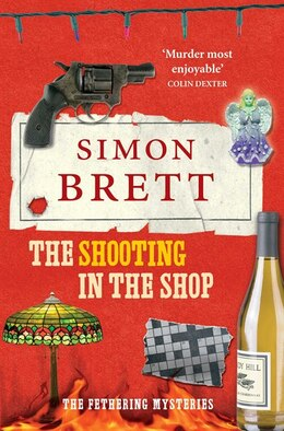 Book The Shooting in the Shop by Simon Brett