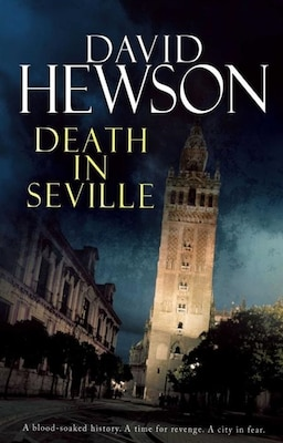 Book Death in Seville by David Hewson