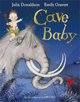Book Cave Baby by Julia Donaldson