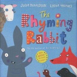 Book The Rhyming Rabbit by Julia Donaldson