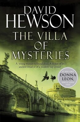 Book The Villa Of Mysteries by David Hewson