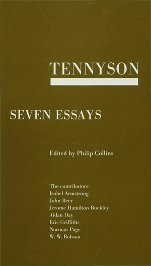tennyson essay Ulysses is a poem in blank verse by the victorian poet alfred, lord tennyson (1809–1892), written in 1833 and published in 1842 in his well-received second volume of poetry.